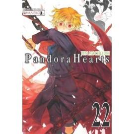 Pandora Hearts - tom 22