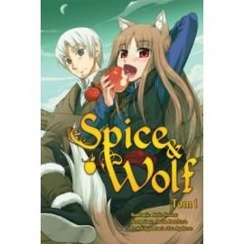 Spice & Wolf - tom 1