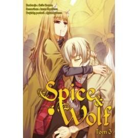 Spice & Wolf - tom 3
