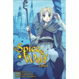 Spice & Wolf - tom 4
