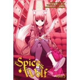 Spice & Wolf - tom 5