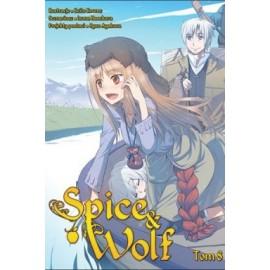 Spice & Wolf - tom 8
