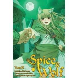 Spice & Wolf - tom 10
