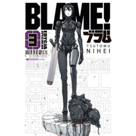 Manga - Blame tom 3