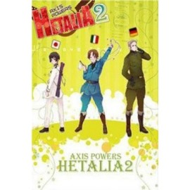 Axis Powers Hetalia - tom 2