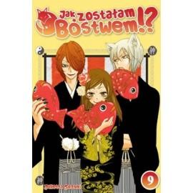 Manga - Jak zostałam Bóstwem tom 9