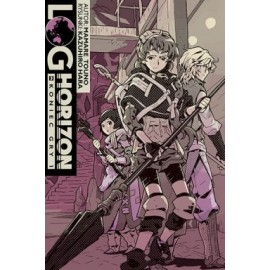 Manga Log Horizon - light novel tom 3
