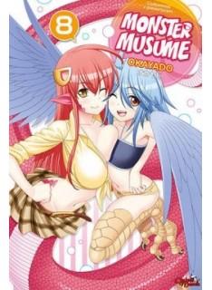 Monster Musume - tom 8