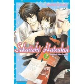 Sekaiichi Hatsukoi - tom 3
