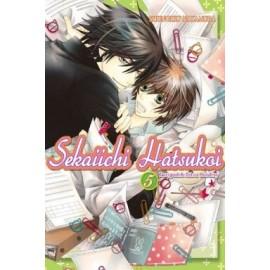 Sekaiichi Hatsukoi - tom 5