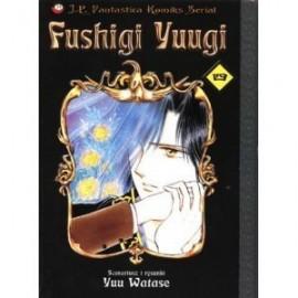 Fushigi Yuugi - tom 4