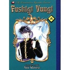 Fushigi Yuugi - tom 5