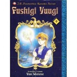 Fushigi Yuugi - tom 10