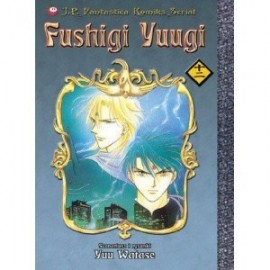 Fushigi Yuugi - tom 12