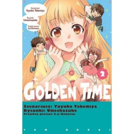 Golden Time - tom 2