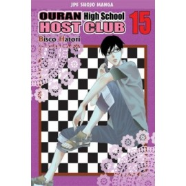 Ouran High School Host Club - tom 15