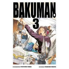 Bakuman - tom 3
