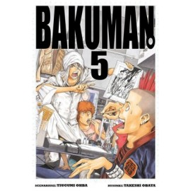 Bakuman - tom 5