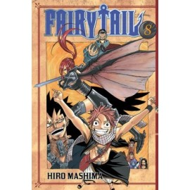 Manga - Fairy Tail tom 8
