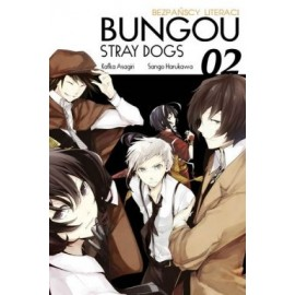 Manga - Bungou Stray Dogs tom 2