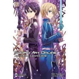 Książka Sword Art Online - tom 14