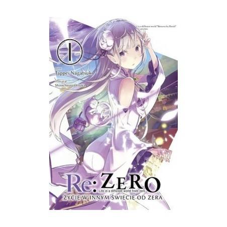 Light Novel'a - Re:Zero kara Hajimeru Isekai Seikatsu