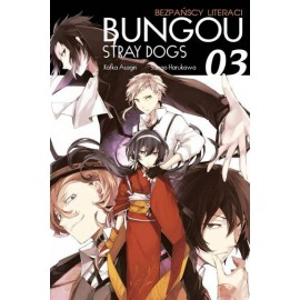 Manga - Bungou Stray Dogs tom 3