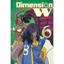 Dimension W - tom 6