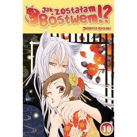 Manga - Jak zostałam Bóstwem tom 10