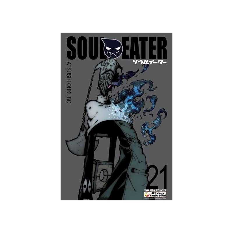 Soul Eater - tom 21