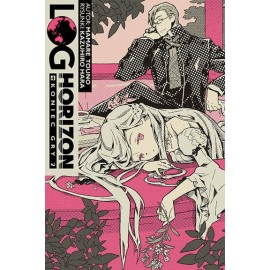 Manga Log Horizon - light novel tom 4