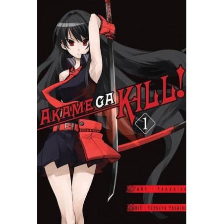 Manga - Akame ga Kill! tom 1