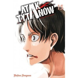 Manga - Attack on Titan tom 15