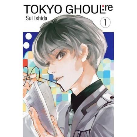 Tokyo Ghoul:Re - tom 1