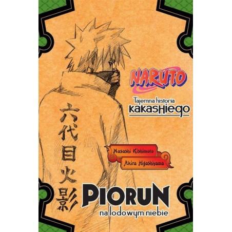 Naruto: Tajemna historia Kakashiego