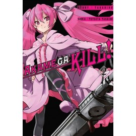 Manga - Akame ga Kill! tom 2