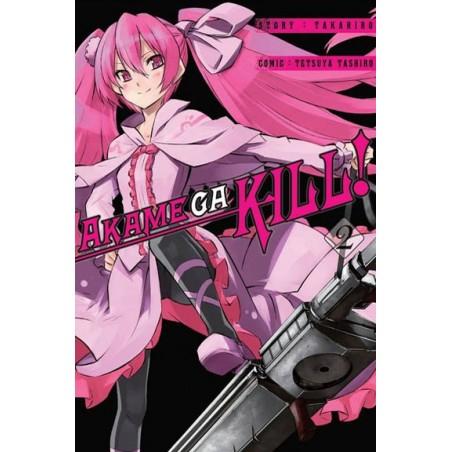 Manga - Akame ga Kill! tom 2