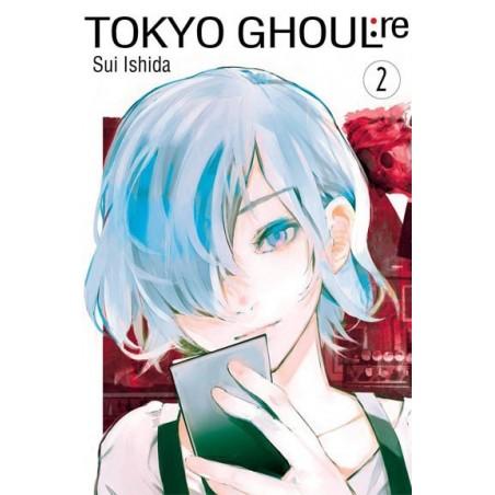 Tokyo Ghoul:Re - tom 2