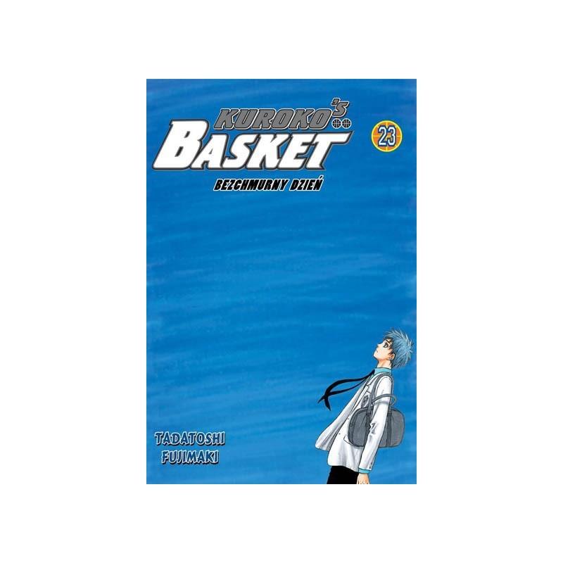 Kuroko no Basket - tom 23