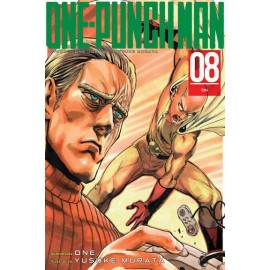 Manga - One Punch Man tom 8