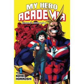 Manga tom 1 - Boku no Hero Academia