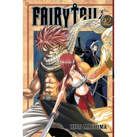 Manga - Fairy Tail tom 12