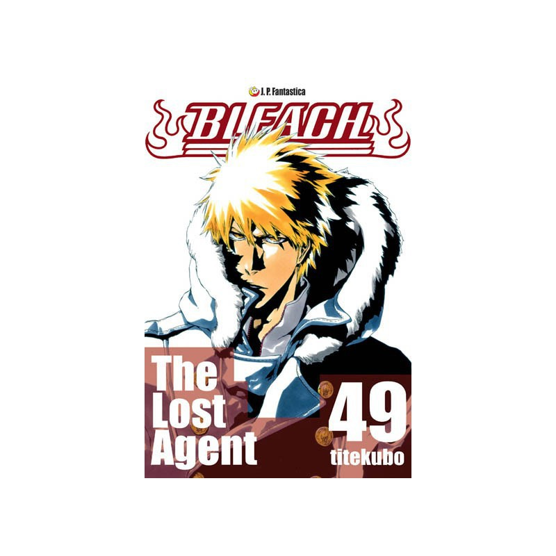 Manga Bleach - Tom 49
