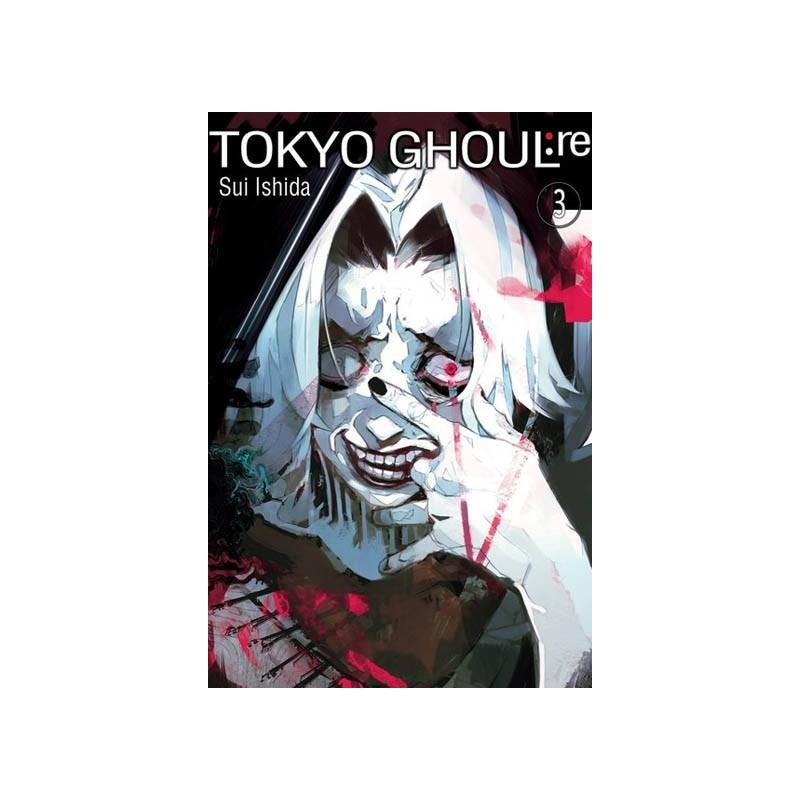 Tokyo Ghoul:Re - tom 3