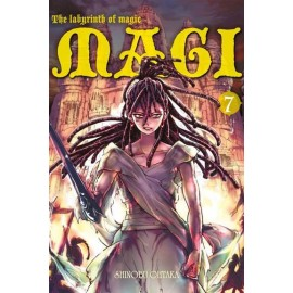 Magi: the labyrinth of magic - tom 7