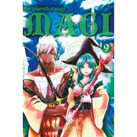 Magi: the labyrinth of magic - tom 9