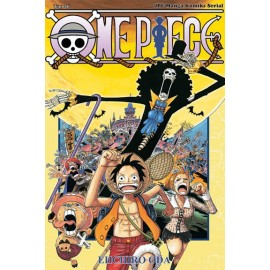 Manga One Piece tom 46