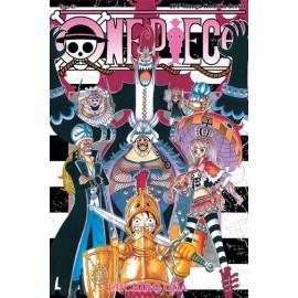 Manga One Piece tom 47