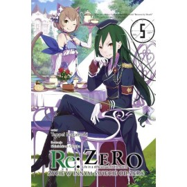 Light Novel'a - Re:Zero kara Hajimeru Isekai Seikatsu - tom 5