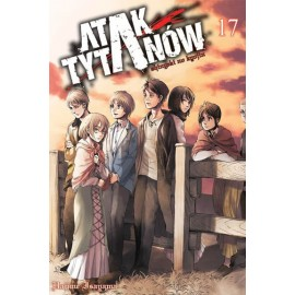 Manga - Attack on Titan tom 17